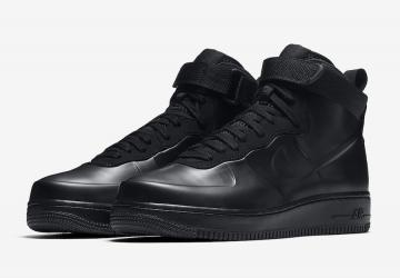 ever popular on sale official images Air Force 1 Foamposite - FebRun