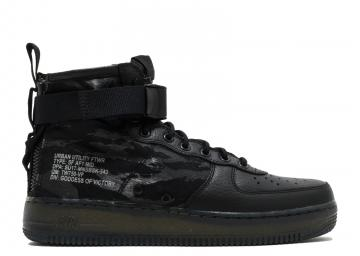 Air Force 1 Mid Flyknit FebRun