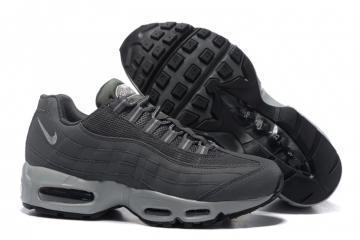 Wmns Air Max 95 Premium 'Black Wolf Grey'