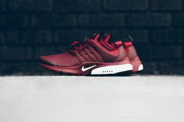 Nike Air Presto Low Utility Team Red White Black 862749-600