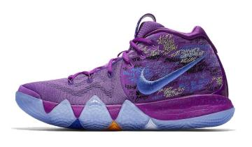 Nike Kyrie 4 Confetti Multi Color 943806-900