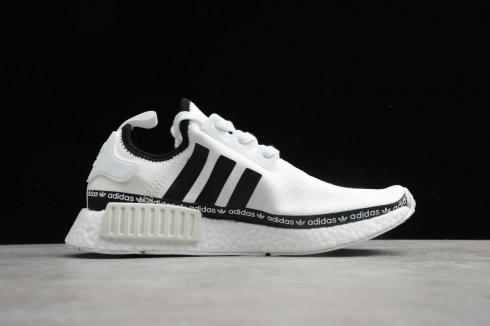 Adidas NMD R1 Black White Running Shoes FY8727