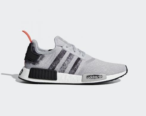 Adidas NMD R1 Stencil Pack Grey Core Black G27918