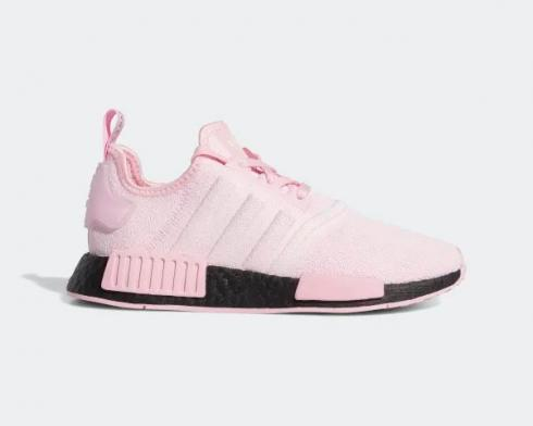 Adidas Wmns NMD R1 True Pink Core Black Shoes FX0825