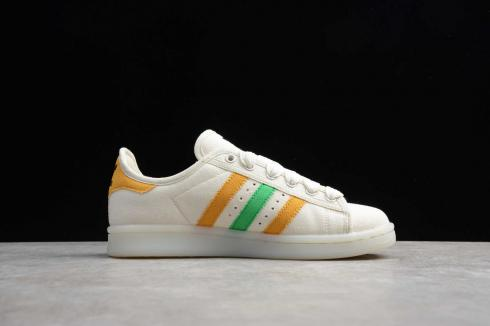 Adidas Wmns Superstar Rize Cloud White Yellow Green S82589