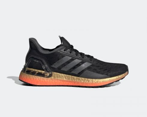Adidas UltraBoost PB Core Black Grey Five Gold Metallic EG0918