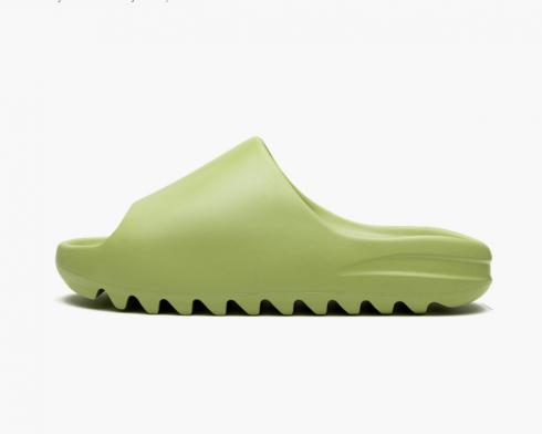 Adidas Yeezy Slide Resin Green Casual Shoes FX0494
