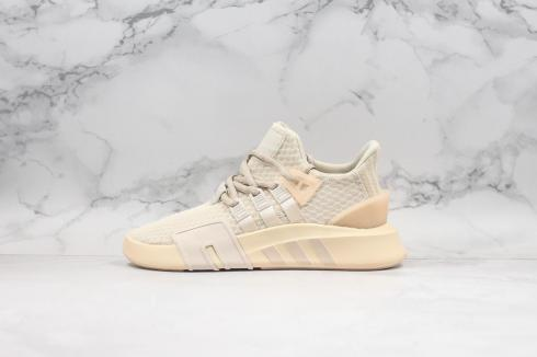 Adidas EQT Bask ADV Pink Beige Running Shoes BD7807