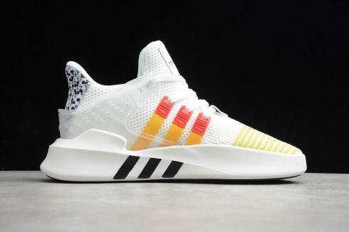 Adidas EQT Bask ADV White Black Orange Shoes FW2020