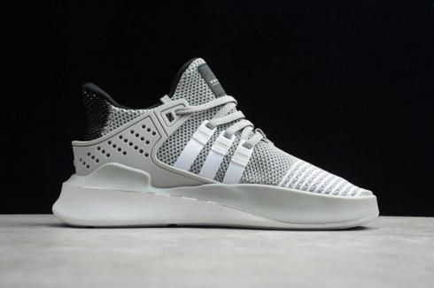 Adidas Originals EQT Bask Wolf Grey White Black ADV B37546