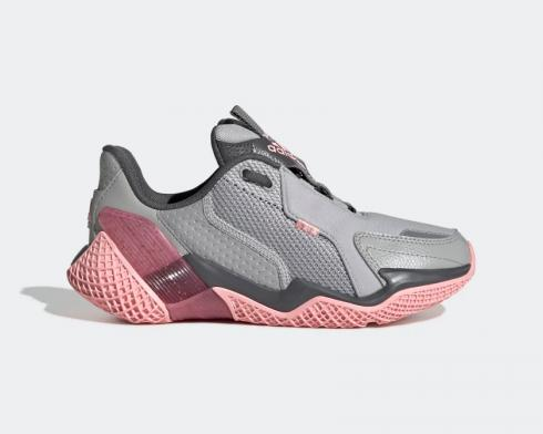 Adidas 4UTURE RNR Grey Two Glow Pink Grey Five FV2784