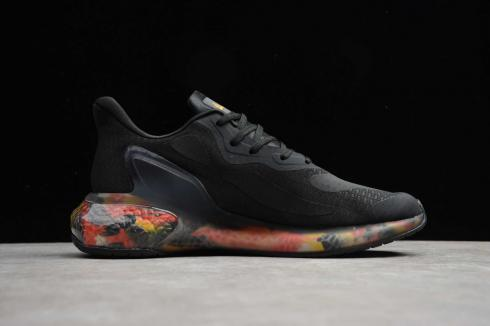 Adidas Alphabounce Beyond Black Orange Shoes CG3718