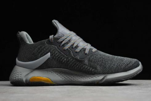 Adidas Alphabounce Beyond Core Black Yellow CG5596
