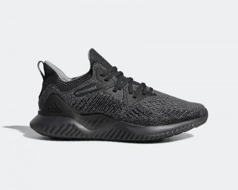 Adidas Alphabounce Beyond HK Core Black Running Shoes B76046