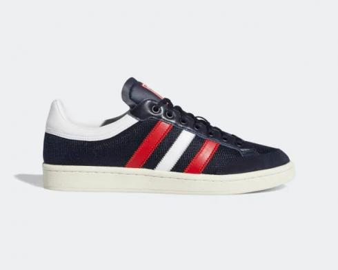 Adidas Americana Low Legend Ink Cloud White Scarlet EF2511