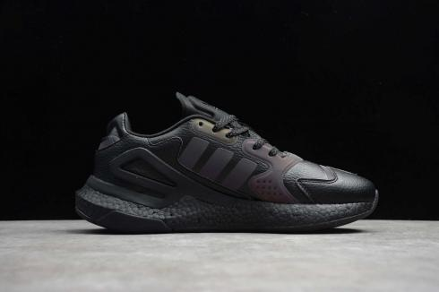 Adidas DAY Jogge Boost All Black Core Black Running Shoes FW4049