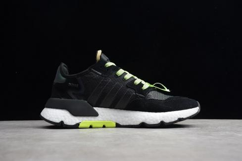 Adidas Nite Jogger Jet Set Shanghai Core Black Cloud White EG2202