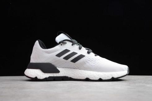 Adidas Originals Nite Jogger Cloud White Core Black Shoes AQ3351