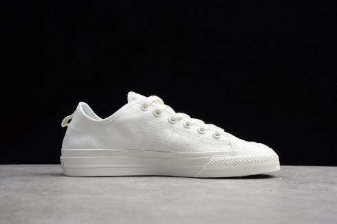 Adidas Originals Nizza RF Cloud White Gum Off White F34945