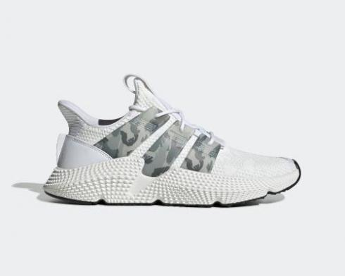 Adidas Originasl Prophere Cloud White Core Black Sub Green EE4735