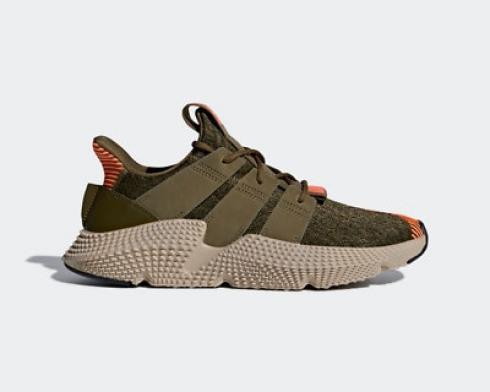 Adidas Prophere Trace Olive Solar Red Core Black CQ2127