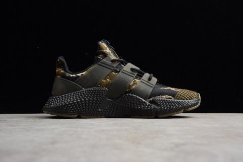 Adidas Prophere UNDFTD Undefeated Camo Core Black Brown Green AC8198