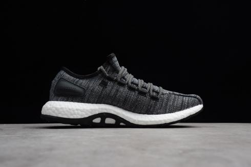 Adidas Pureboost All Terrain Oreo Core Black Grey Three S80787