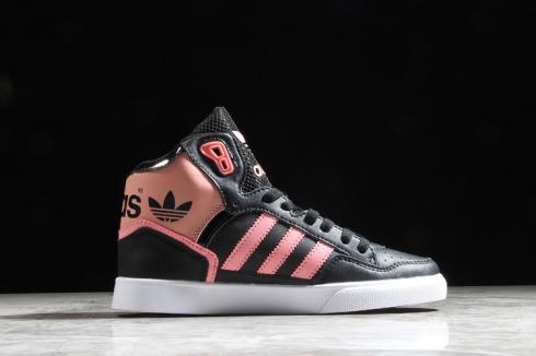 Adidas Wmns Originals Extaball Core Black Rose Pink Cloud White CP9625