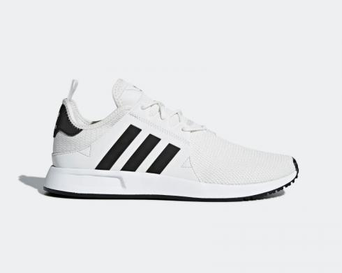 Adidas X PLR Cloud White Core Black Running Shoes CQ2406