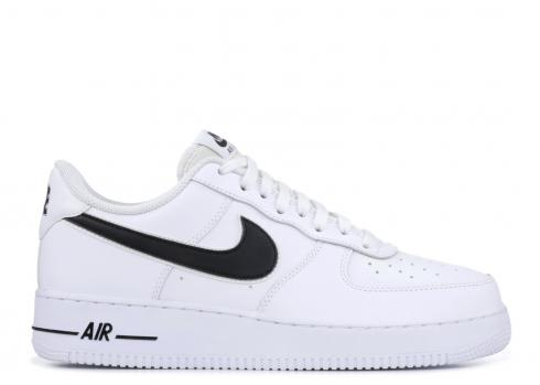 100% Authenticity Guaranteed Nike Air Force 1 07 3 White