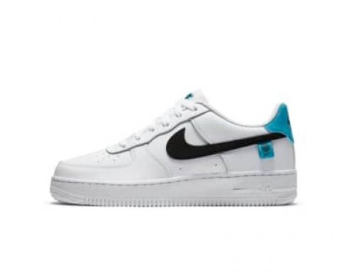 Nike Air Force 1 07 LV8 Worldwide Pack Glacier Blue White CK6924-100