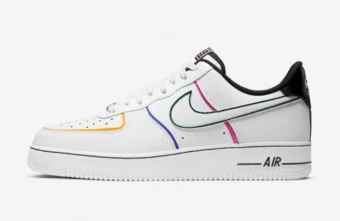 Nike Air Force 1 Day Of The Dead CT1138-100