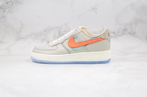 Nike Air Force 1 Low 07 HO20 BG Grey Wheat Shoes CT3824-001