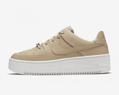 Nike Wmns Air Force 1 Sage Low 2 Desert Ore White CT0012-200