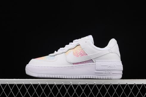Nike Wmns Air Force 1 Shadow White Easter Multi CI0919-110