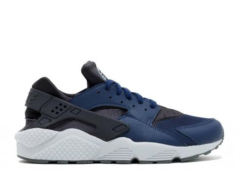 Nike Air Huarache Navy Dark Ash Midnight 318429-409