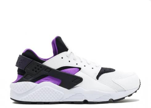 Nike Huarache Hyper Grape Purple Dynasty Black White 318429-105