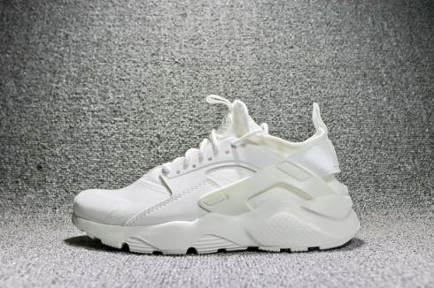 Nike Air Huarache Run Ultra Luminous White Unisex Running Shoes 753889-997