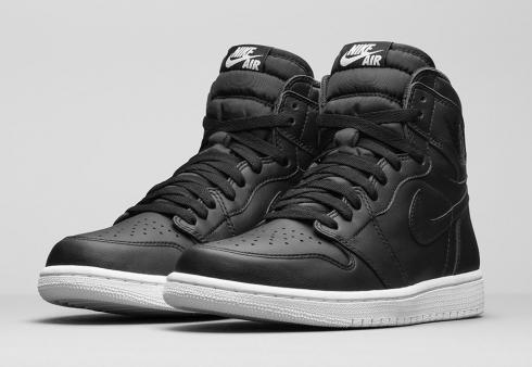 Air Jordan 1 High GS Cyber Monday Black White 575441-006
