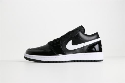Air Jordan 1 Retro Low BG Black White 553560-002