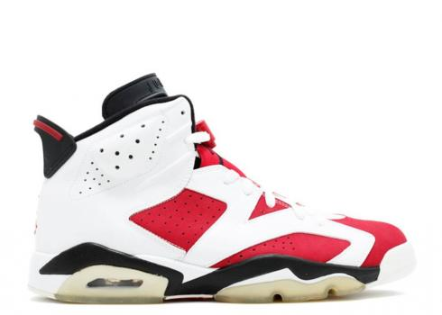 Air Jordan 6 Retro Countdown Pack Carmine White Black 322719-161