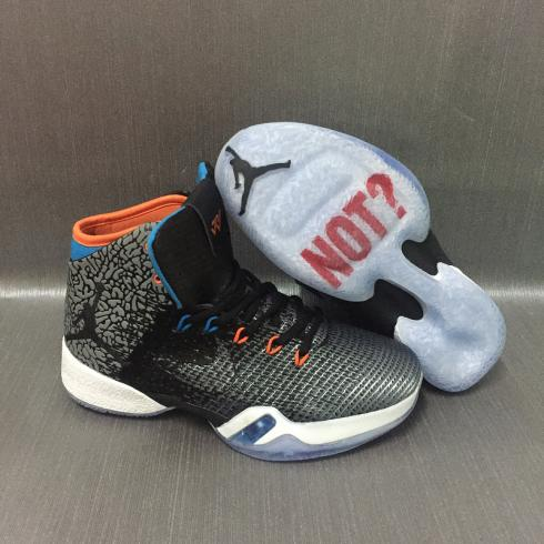 Nike Air Jordan XXX1 31 Why Not Russell Multi Color Westbrook PE basketbal Shoes AA9794-003