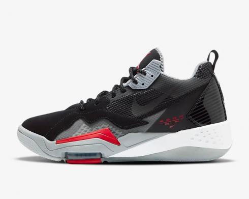 Air Jordan Zoom 92 Black Cement University Red Anthracite Sky Grey CK9183-001