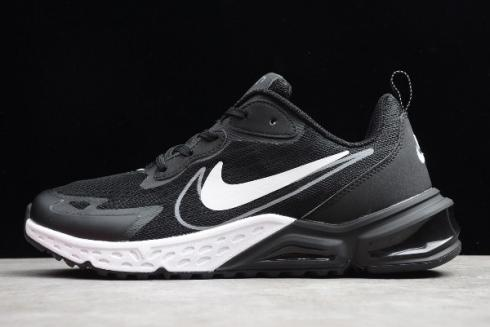 2019 Nike Air Max 200 Double Swoosh Black White Running Shoes 589568 001