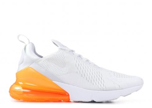 air max 270 orange white