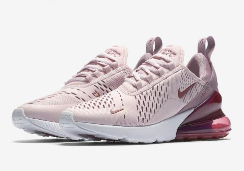 air max 270 barely rose/vintage wine/rose white