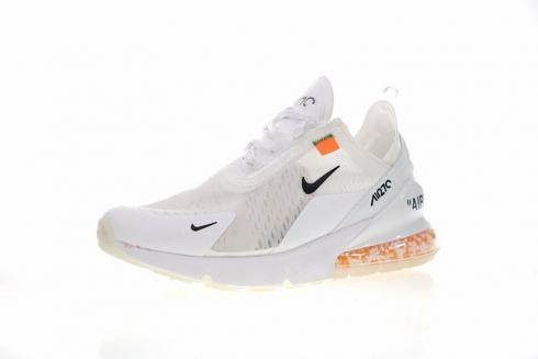 Off White x Nike Air Max 270 Flyknit