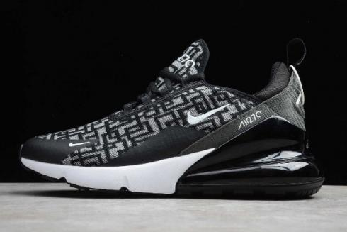 2019 Nike Air Max 270 SE Black White Anthracite AQ9164 014