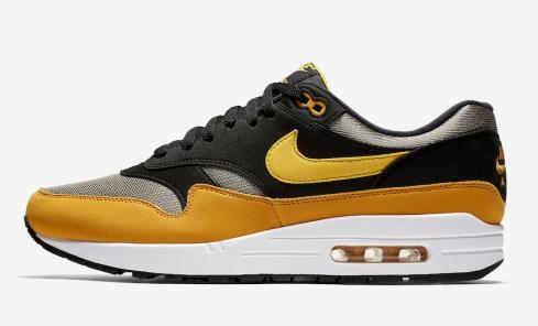 Nike Air Max 1 Black Yellow AH8145-001