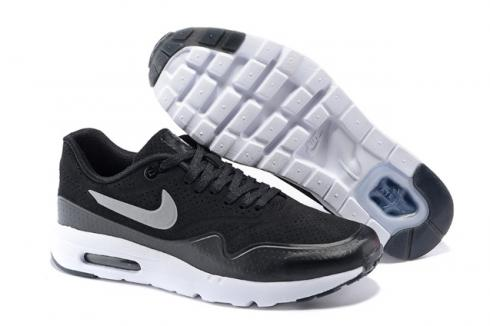 Nike Air Max 1 Ultra Moire Herren Sneakers Total Black 705297 013